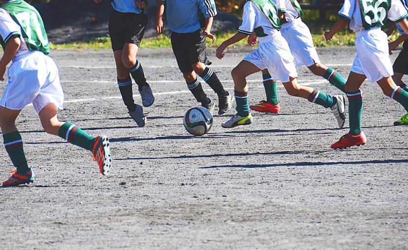 子供のスポーツと脳震盪(のうしんとう)