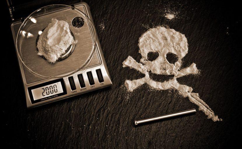 コカイン中毒と社会