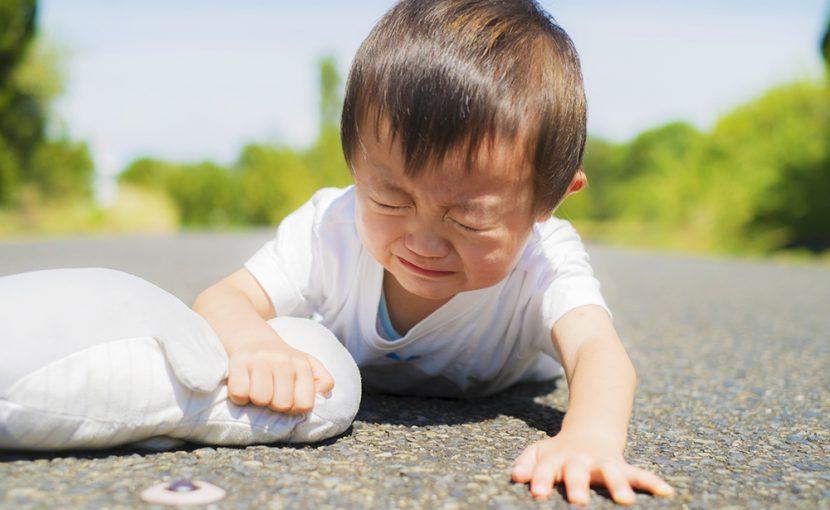 子供(乳幼児)の頭部打撲:ぶよぶよたんこぶの対処法