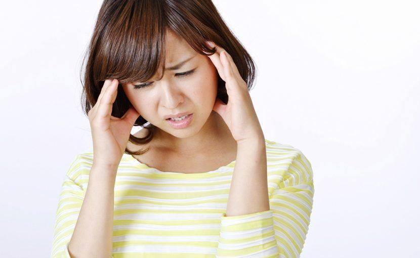 女性と片頭痛
